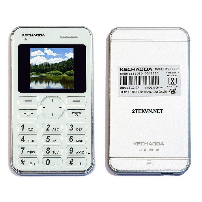 Điện thoại mini siêu nhỏ giá rẻ