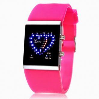 Đồng hồ đôi hình trái tim