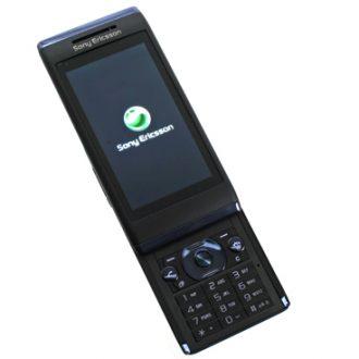 Sony Ericsson U10i