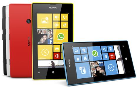 Điện thoại Lumia 520