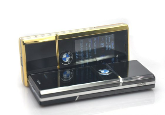 Điện thoại BMW X6 nắp trượt