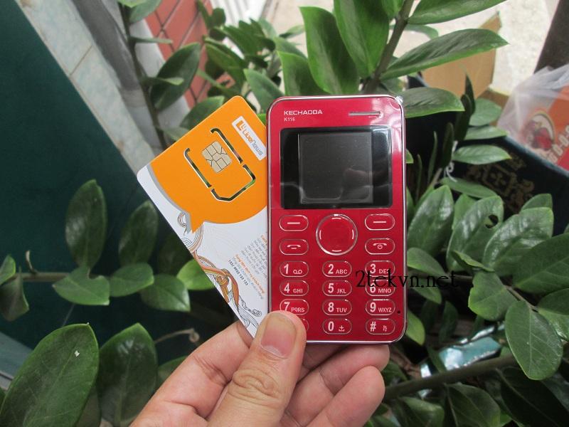điện thoại độc kechaoda k116