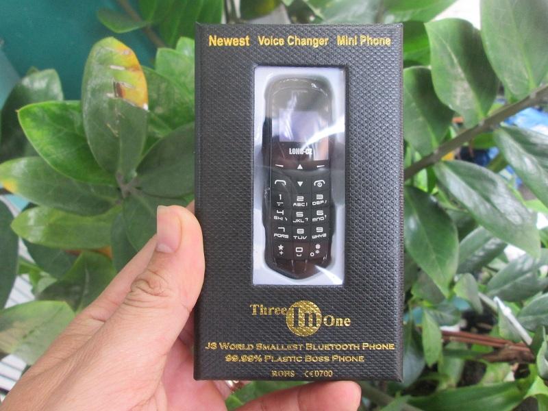 Hộp điện thoại siêu nhỏ
