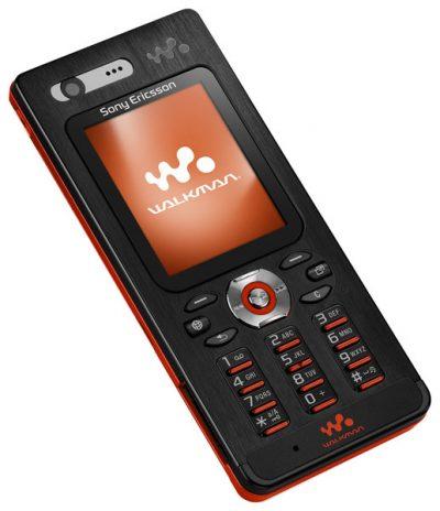 Sony Ericsson w880i chính hãng