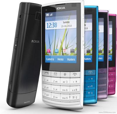 Điện thoại Nokia X3-02