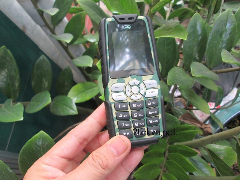 điện thoại siêu bền pin khủng