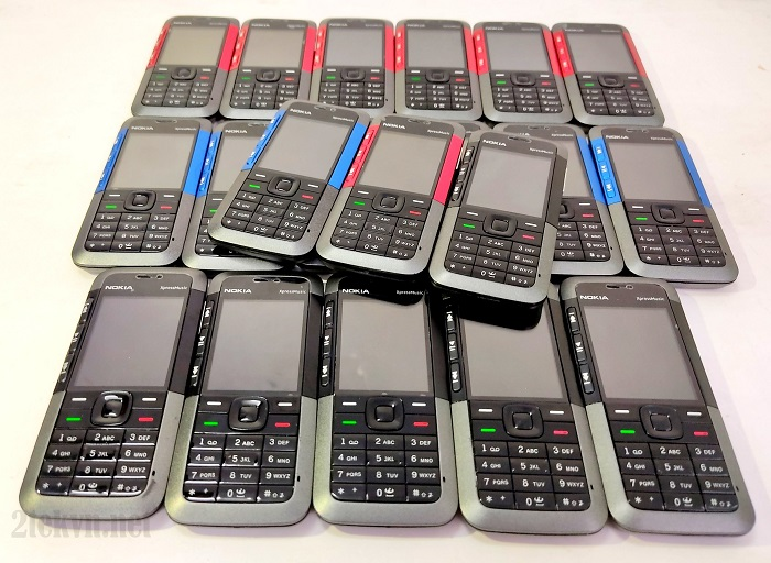 Điện thoại Nokia 5310 Xpressmusic đủ màu