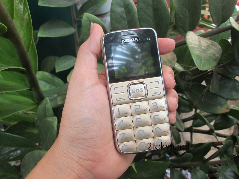 điện thoại cho người già 2017