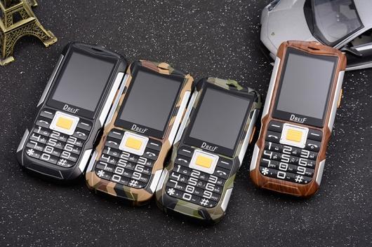 Điện thoại pin bền c3000
