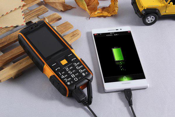 Điện thoại pin khủng X6000
