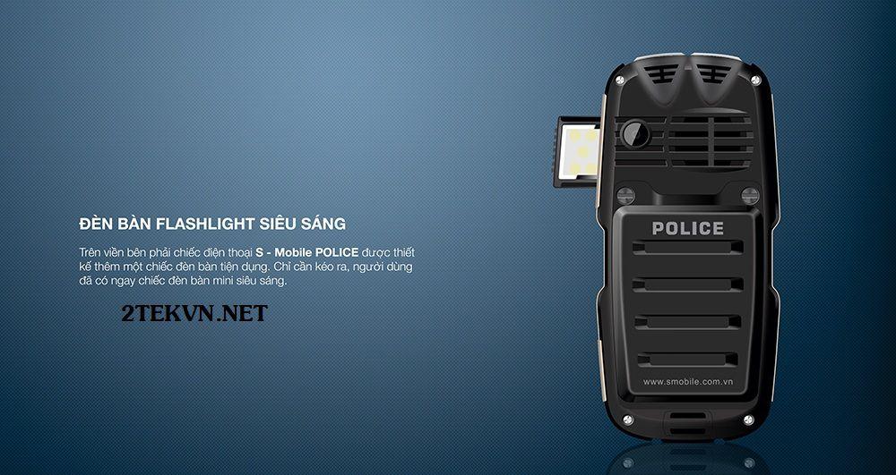 Đèn flash của Smobile police