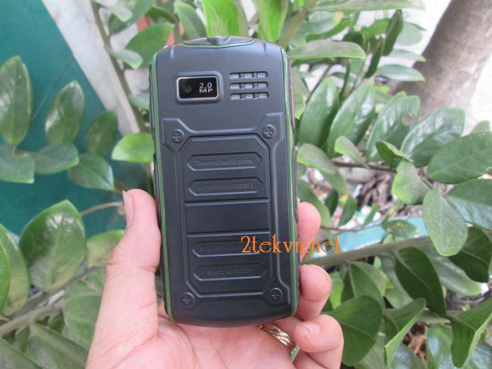 Điện thoại A12 màu xanh lục
