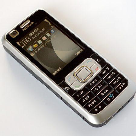 Nokia 6120c đẹp