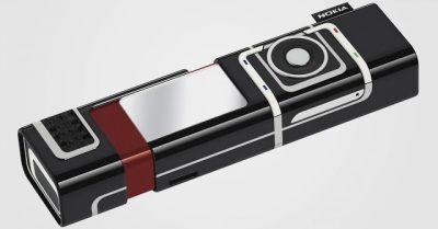 Nokia 7280 thỏi son