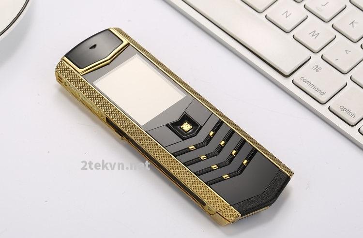 Điện thoại Vertu Bentley K9
