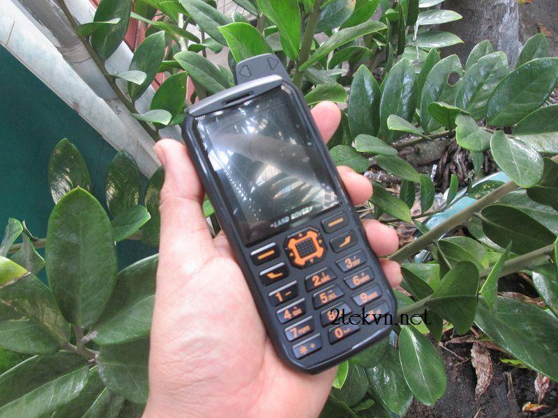 điện thoại pin khủng xp6700