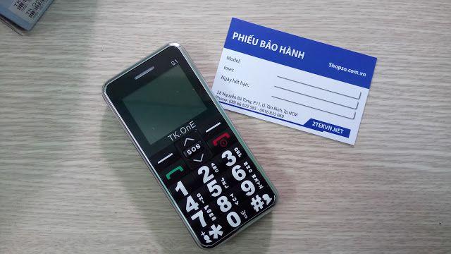 Điện thoại cho người già 500k