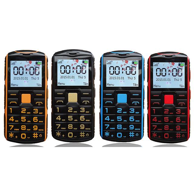 Điện thoại cho người già giá rẻ 500k