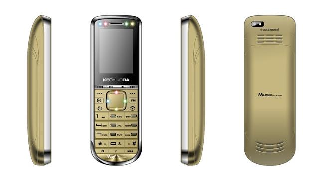 Điện thoại cho người già Kechaoda K60