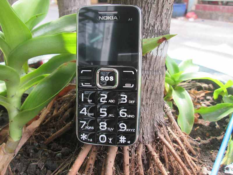 Điện thoại Nokia A1 cho người già 500k
