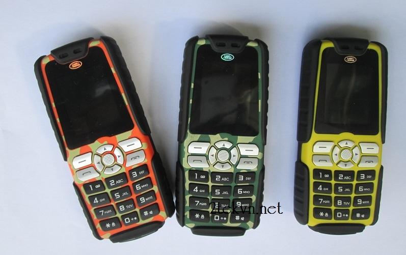 Điện thoại phổ thông pin khủng A8