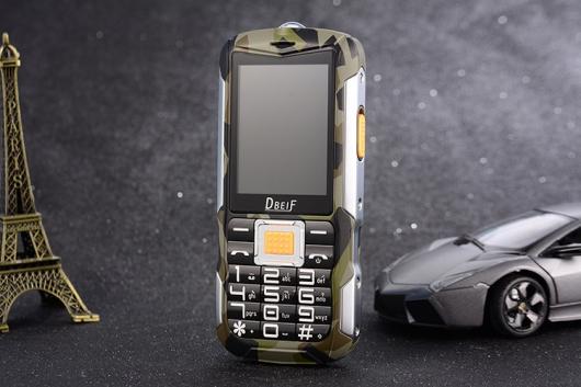 điện thoại pin khủng c3000