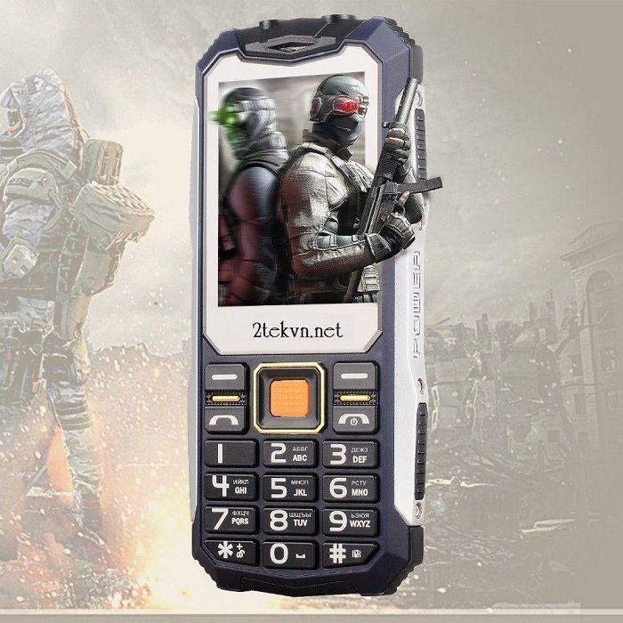 Điện thoại pin khủng siêu mỏng