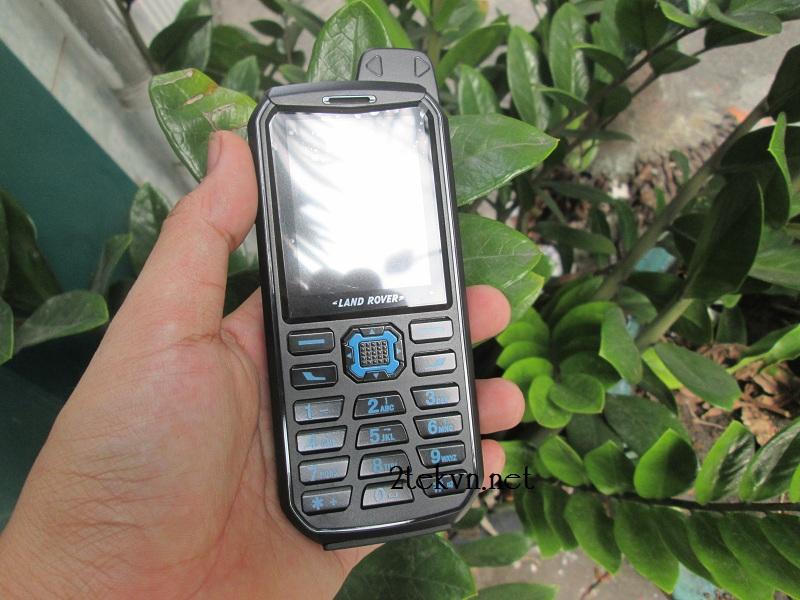 điện thoại khủng land rover xp6700