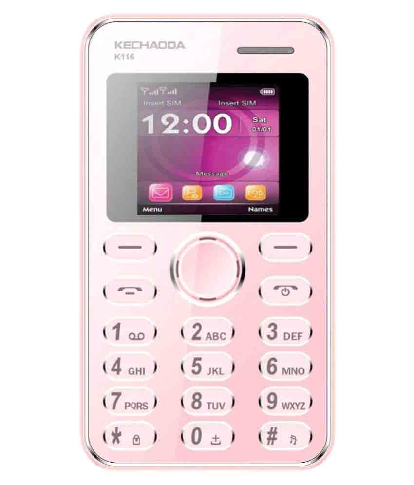 Điện thoại tí hon k116