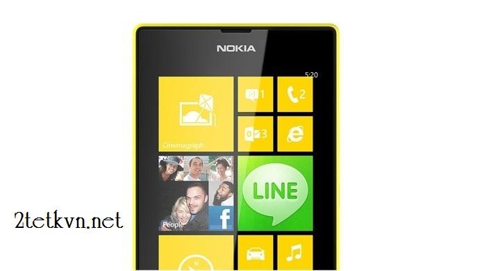Màn hình Lumia 520