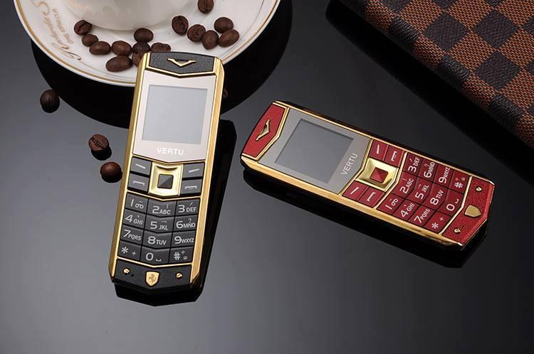 Sự thật về điện thoại Vertu v403 Singapore