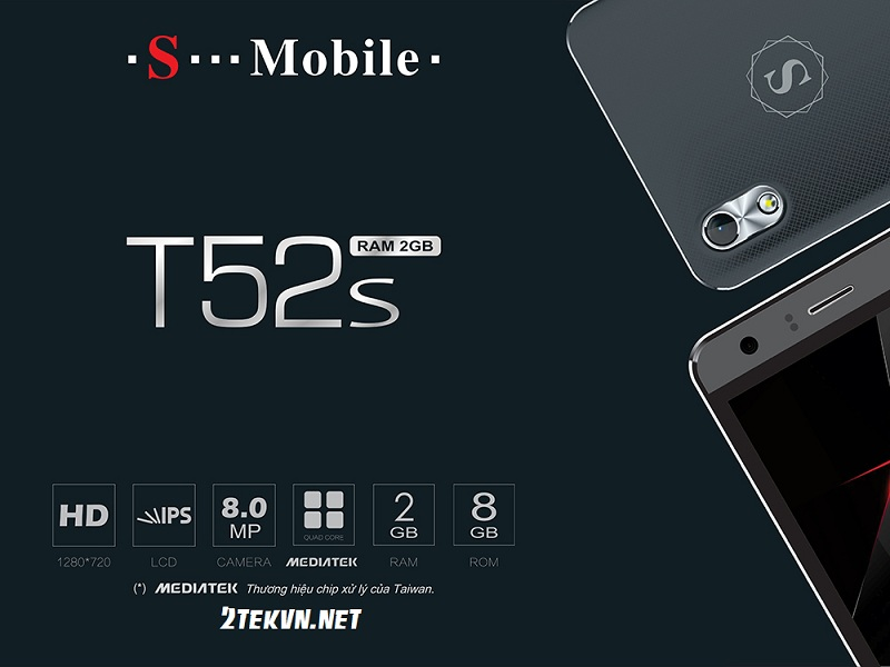Điện thoại S-mobile t52s -1