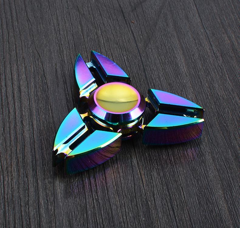 Spinner 3 cánh cầu vồng