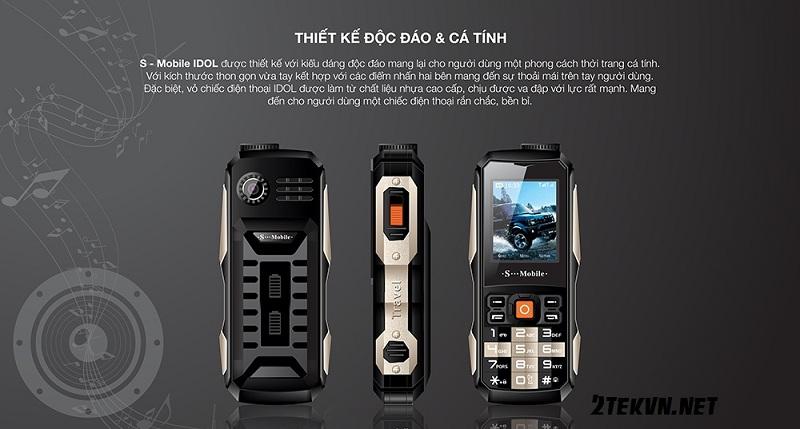 điện thoại pin khủng giá dưới 1 triệu