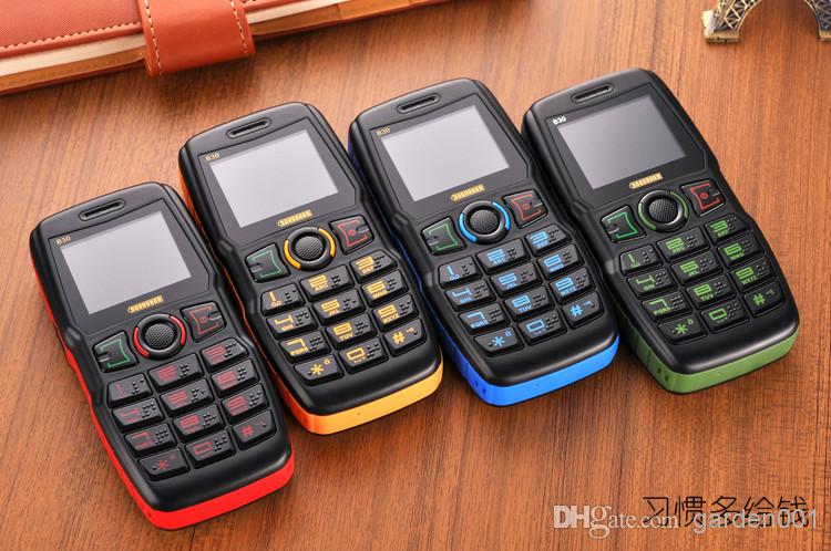 điện thoại pin khủng admet b30