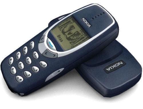 Nokia 3310 rung mạnh