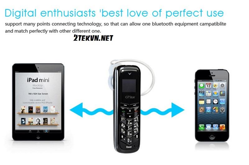 Điện thoại độc siêu nhỏ