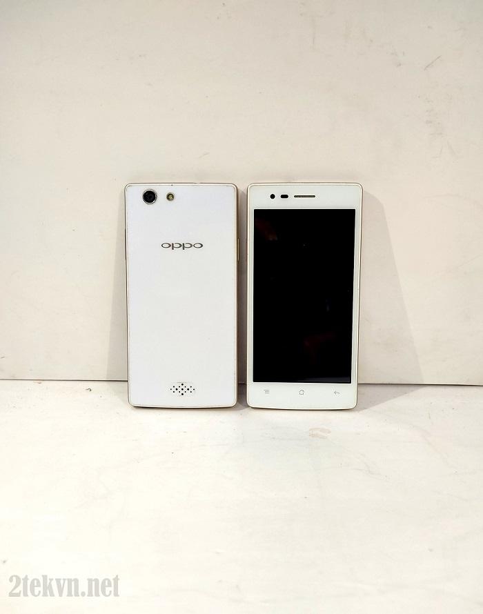 Điện thoại oppo A31 màu trắng
