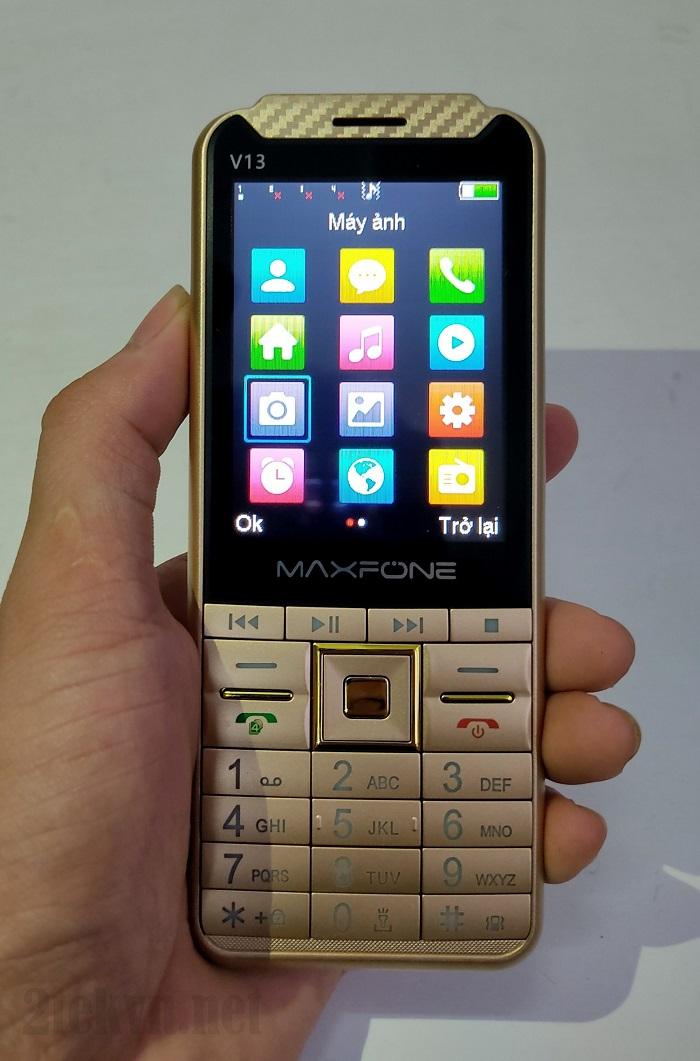 Các tiện ích trên điện thoại 4 sim maxfone
