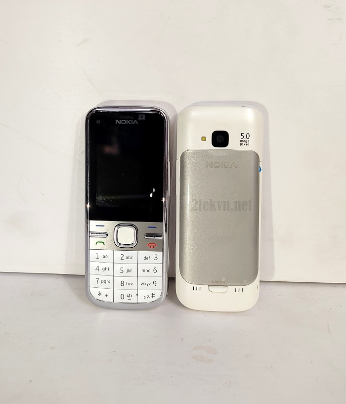 Điện thoại Nokia C5