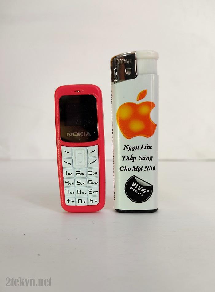 Điện thoại mini siêu nhỏ bm30