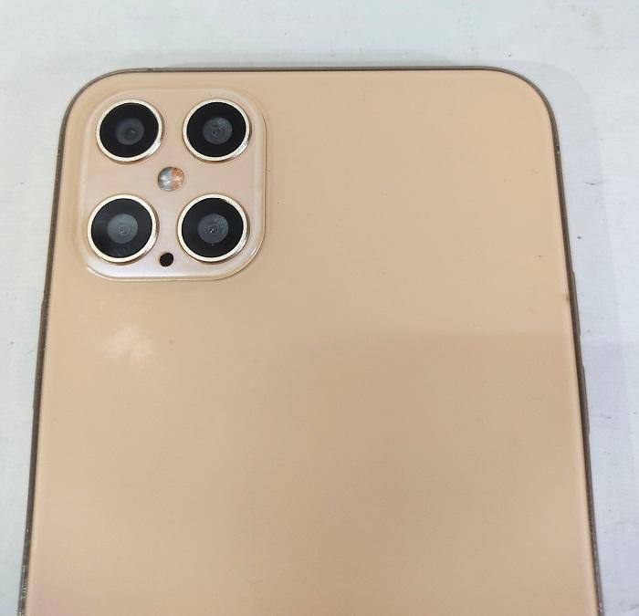 iphone 12 có bộ 4 camera độc đáo