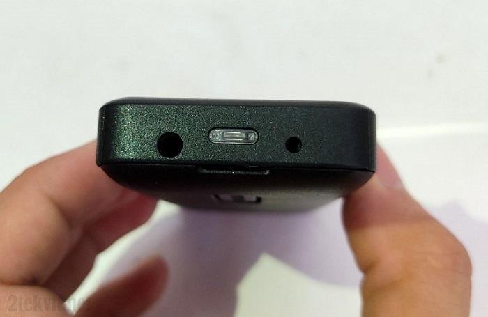 Nokia 105  có Đèn pin tiện lợi