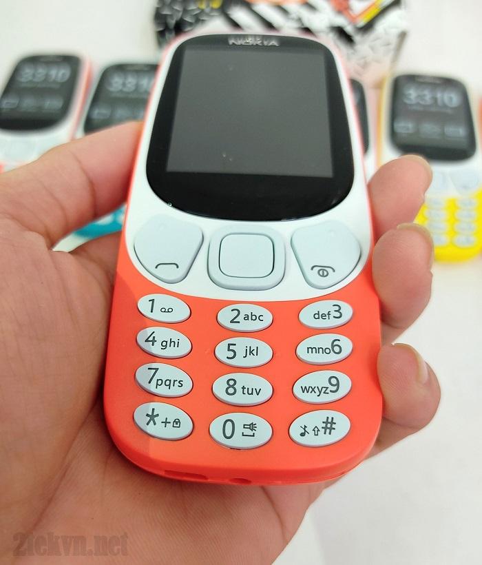 Bàn phím của Nokia 3310