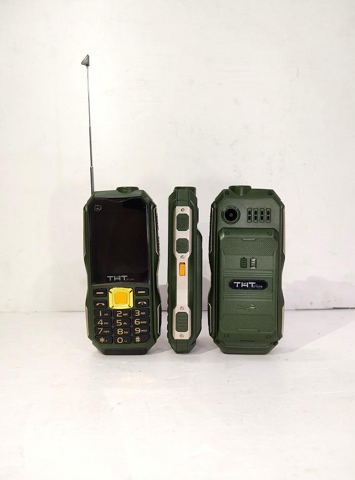 Điện thoại pin khủng THT C20