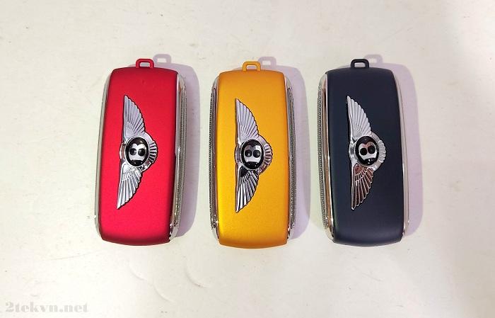 BX8 mini có 3 màu cho bạn lựa chọn là: Đỏ, Vàng và Đen