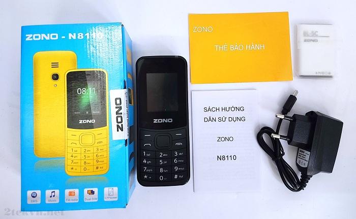 Full box chiếc ZONO - N8110