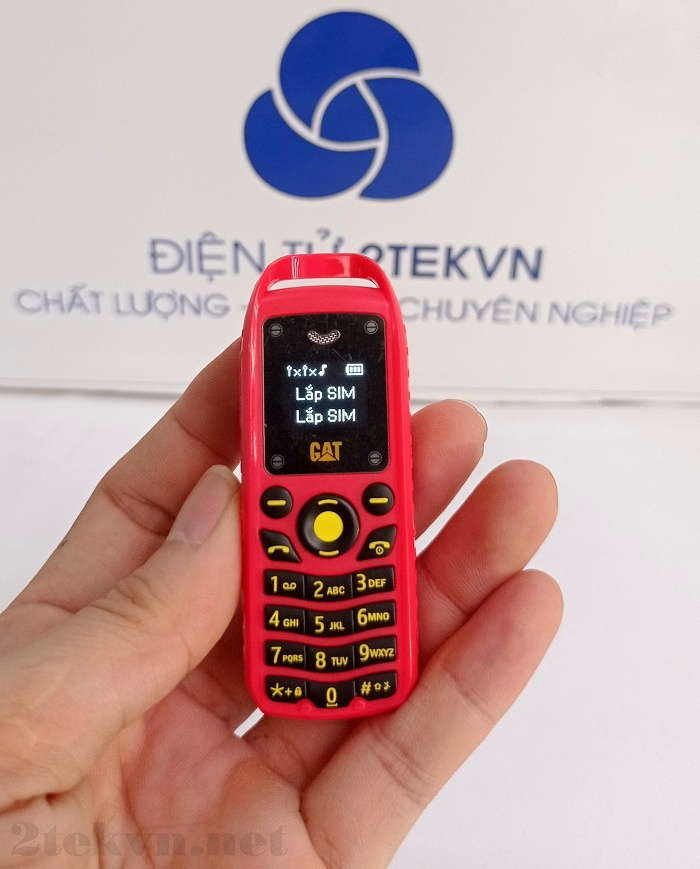 Điện thoại Mini B25 sử dụng 2 sim 2 sóng online