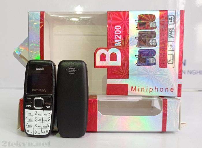 Nokia BM200 có kích thước siêu nhỏ
