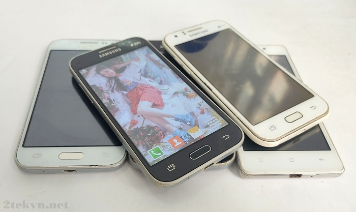Điện thoại cảm ứng samsung cũ thanh lý giá rẻ